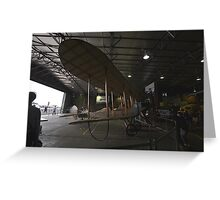 Be2 Replica, Point Cook Airshow, Australia 2014 Greeting Card