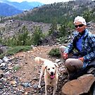 Hiking in the Shasta National Forest, California  by Jane Neill-Hancock