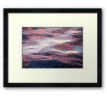 Sunrise Sea Framed Print