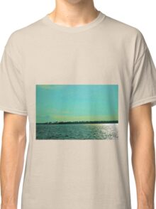 Bay at Sunset Classic T-Shirt