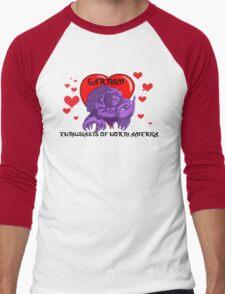 Gotta love 'em! Men's Baseball ¾ T-Shirt