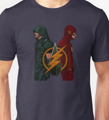 Flarrow - Flash and Arrow Unisex T-Shirt