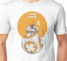 BB 8 STAR WARS Unisex T-Shirt
