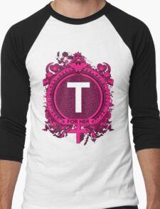 FOR HER - T Men's Baseball ¾ T-Shirt