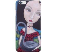 Dark Alice iPhone Case/Skin