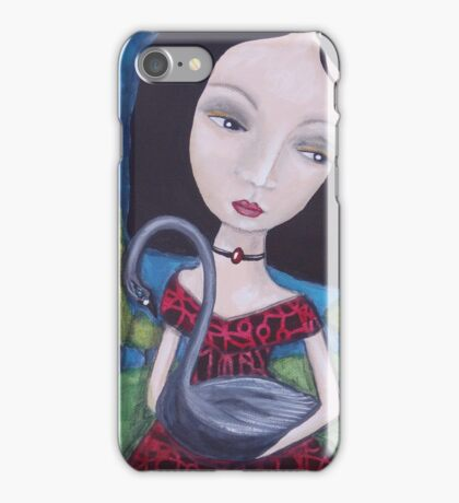 Dark Alice iPhone Case/Skin