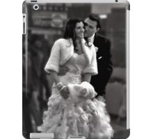 A Glimpse of Intimacy iPad Case/Skin