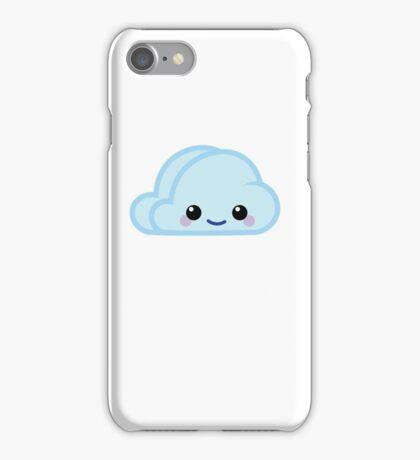 Mood Swing -  Happy Cloud iPhone Case/Skin