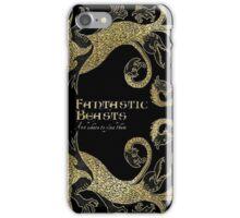 FANTASTIC BEASTS iPhone Case/Skin