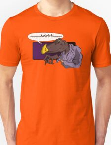 QUIET YOU WHIMPERING WORM! Unisex T-Shirt