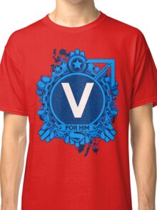 FOR HIM - V Classic T-Shirt