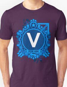 FOR HIM - V Unisex T-Shirt
