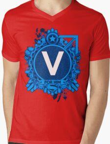 FOR HIM - V Mens V-Neck T-Shirt