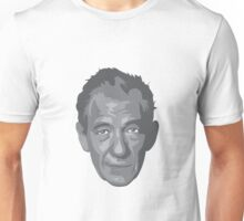 Head Of Ian Unisex T-Shirt