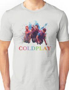 coldplay Unisex T-Shirt