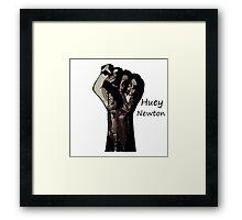 Huey Newton Framed Print