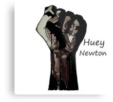Huey Newton Metal Print