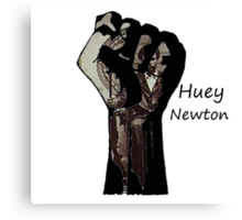 Huey Newton Canvas Print