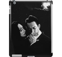 Gomez and Morticia Addams iPad Case/Skin