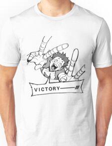 Tendou Satori Victory  Unisex T-Shirt