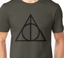 Deathly Hallow Logo Unisex T-Shirt