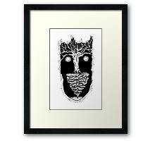 The Forest King Framed Print
