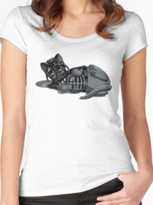 That's No Cat Toy Women's Fitted Scoop T-Shirt