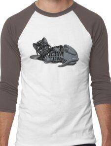That's No Cat Toy Men's Baseball ¾ T-Shirt