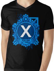 FOR HIM - X Mens V-Neck T-Shirt