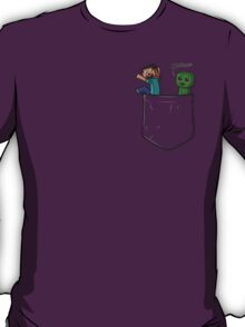 Little Pocket Creeper T-Shirt