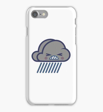 Mood Swing - Rainy Day iPhone Case/Skin