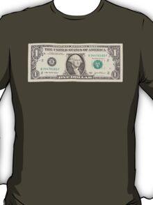American One Dollar Bill T-Shirt