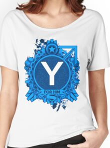 FOR HIM - Y Women's Relaxed Fit T-Shirt