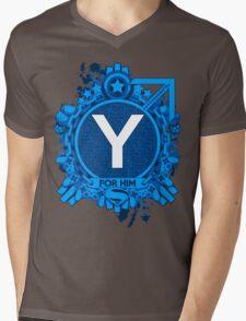FOR HIM - Y Mens V-Neck T-Shirt
