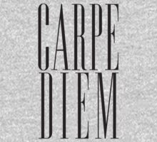 Carpe Diem Black by erospsyche