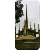 Newman College spire iPhone Case/Skin