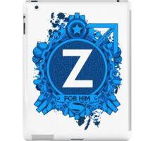 FOR HIM - Z iPad Case/Skin