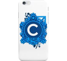 FOR HIM - C iPhone Case/Skin