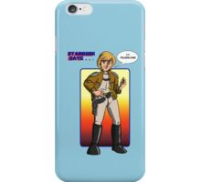 We all know the 1978 Battlestar Galactica is the best. iPhone Case/Skin