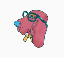 Rufus The Intelligent Hound Dog Unisex T-Shirt