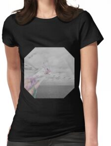 Island dreams  Womens Fitted T-Shirt
