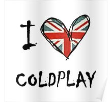 Coldplay 7 Poster