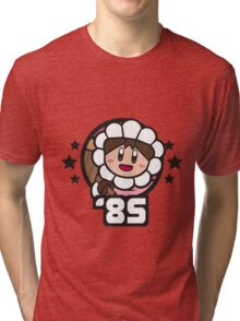 Video Game Heroes - Ice Climber: Nana (1985) Tri-blend T-Shirt