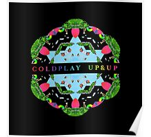 Coldplay 8 Poster
