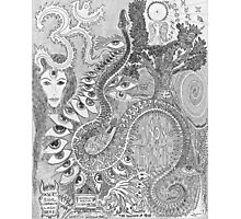 Serpent of the Soul Photographic Print