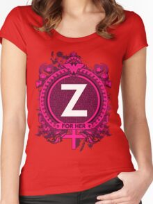 FOR HER - Z Women's Fitted Scoop T-Shirt