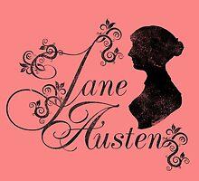 Jane Austen by erospsyche