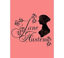Jane Austen Photographic Print
