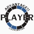 Player! Advantage! by Dillon Finley