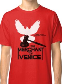 Merchant of Venice - Shakespeare Classic T-Shirt